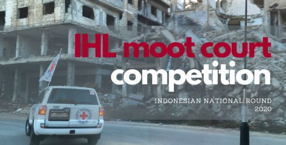 IHL Moot Court Competition 2020