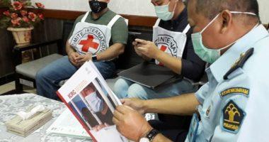 Pedoman untuk Respons layanan kesehatan terhadap COVID-19 di dalam tempat-tempat penahanan