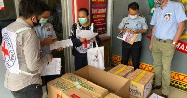 COVID-19: Membantu otoritas penjara di Lampung antisipasi COVID-19