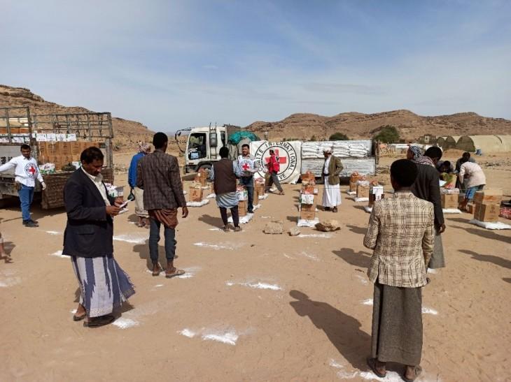COVID-19 dan hukum humaniter internasional