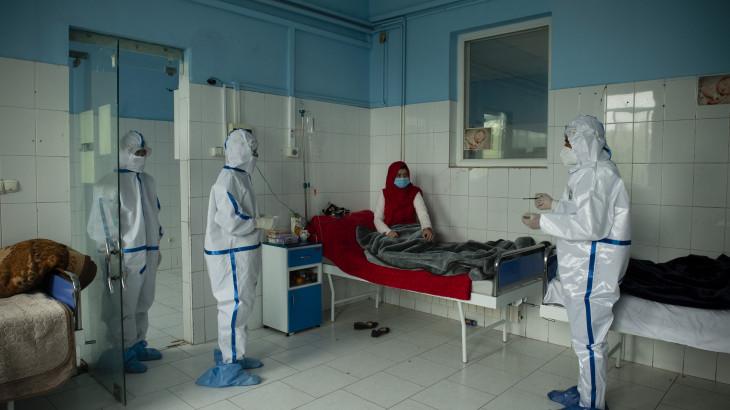 ICRC: 600 insiden kekerasan terhadap penyedia pelayanan kesehatan dan pasien karena COVID-19