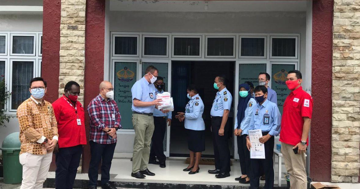 COVID-19: ICRC perluas bantuan ke Papua