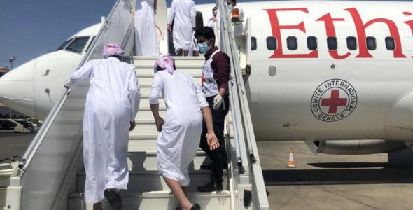 Update: lebih dari 1.000 tahanan konflik Yaman dibebaskan