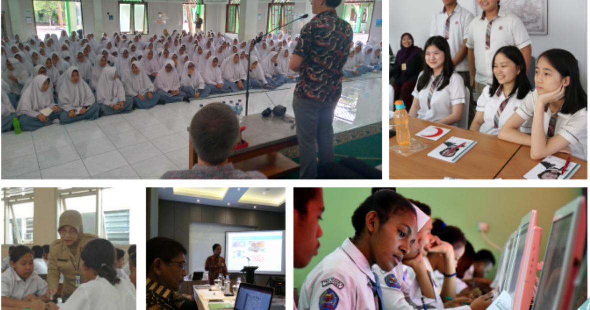 Program Nilai Kemanusiaan di ICRC Indonesia