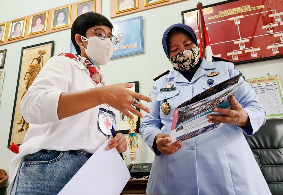 Didukung KOICA Indonesia, ICRC lakukan distribusi bantuan pencegahan COVID-19 di Jawa Tengah dan DIY