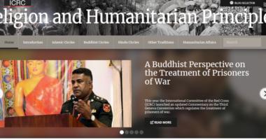 Peluncuran Situs Web ICRC Baru: Agama dan Prinsip Kemanusiaan