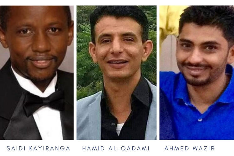 (1) Mengenang tiga sejawat kami yang gugur di Yaman: Hamid Al-Qadami