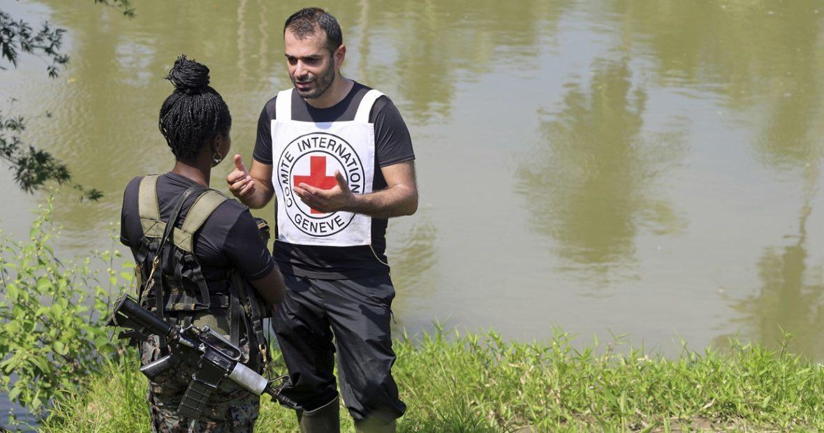 Interaksi ICRC dengan kelompok bersenjata non-Negara: mengapa dan bagaimana