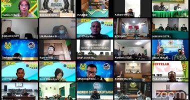 Forum Akademik: Perspektif HHI tentang pelibatan militer dalam konflik bersenjata internal
