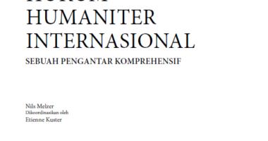 """Peluncuran Buku """"Hukum Humaniter Internasional: Sebuah Pengantar Komprehensif"""""""