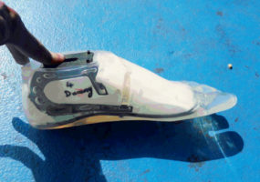 Affordable all-terrain feet: ICRC's Agilis prostheses