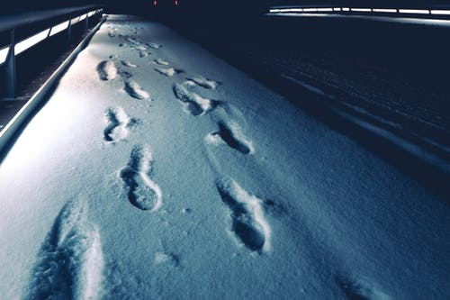 Footprints in the ether