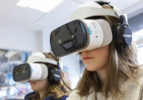 Using Virtual Reality to drive public engagement