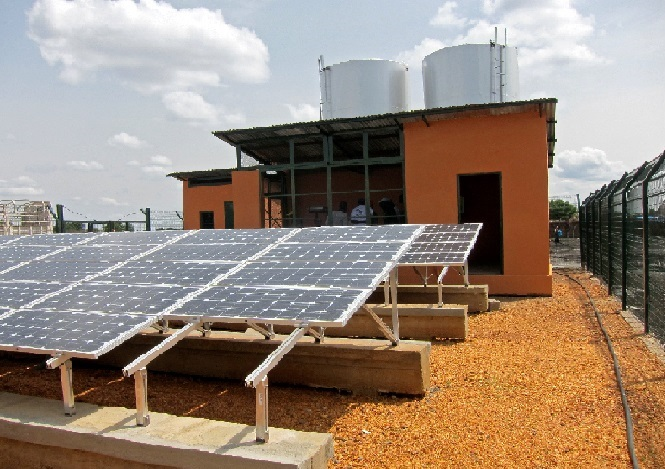 Taking sustainable energy to the next level: from challenge to transition