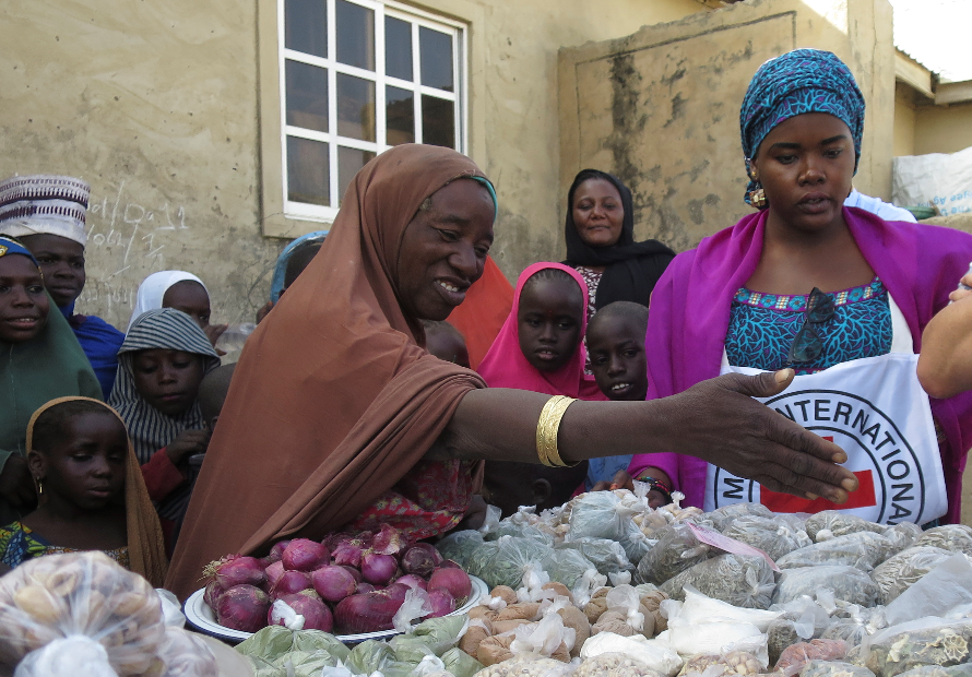 Partnerships for Greater Impact – ICRC Nigeria