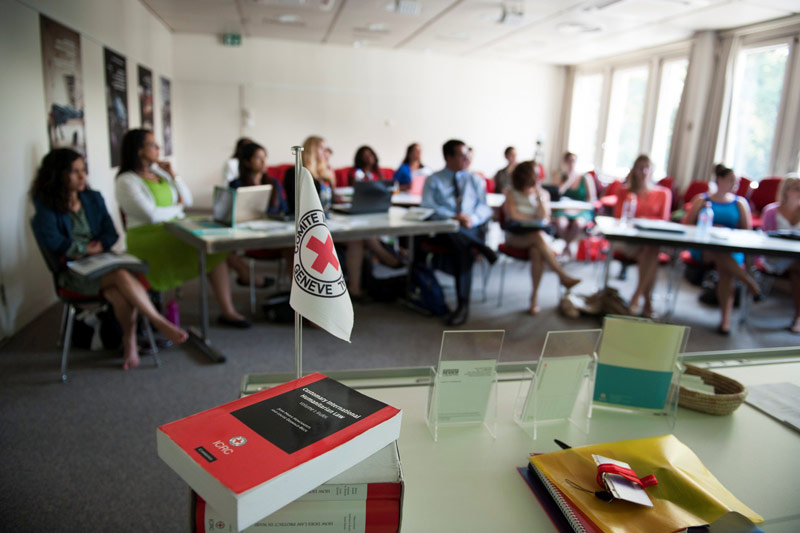 Workshop: Rights and responsibilities of medical personnel during emergencies
