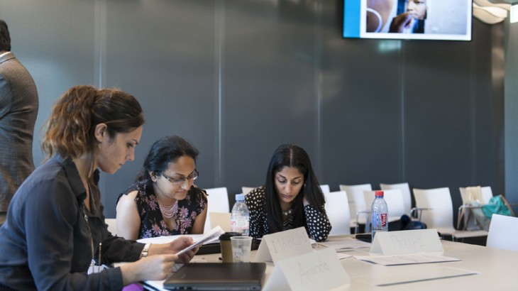 Workshop: Engaging with students and professors on the issue of sexual violence in armed conflicts