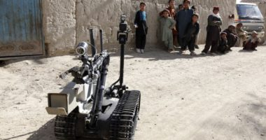 e-Briefing: New technologies and the modern battlespace