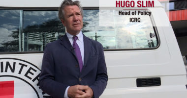 UN development agenda must not obscure humanitarian action, says ICRC policy chief