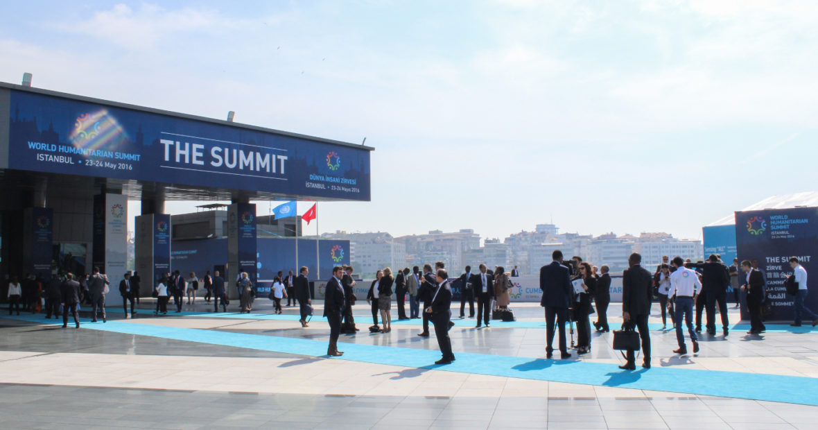 Istanbul dispatch: A first look back at the World Humanitarian Summit