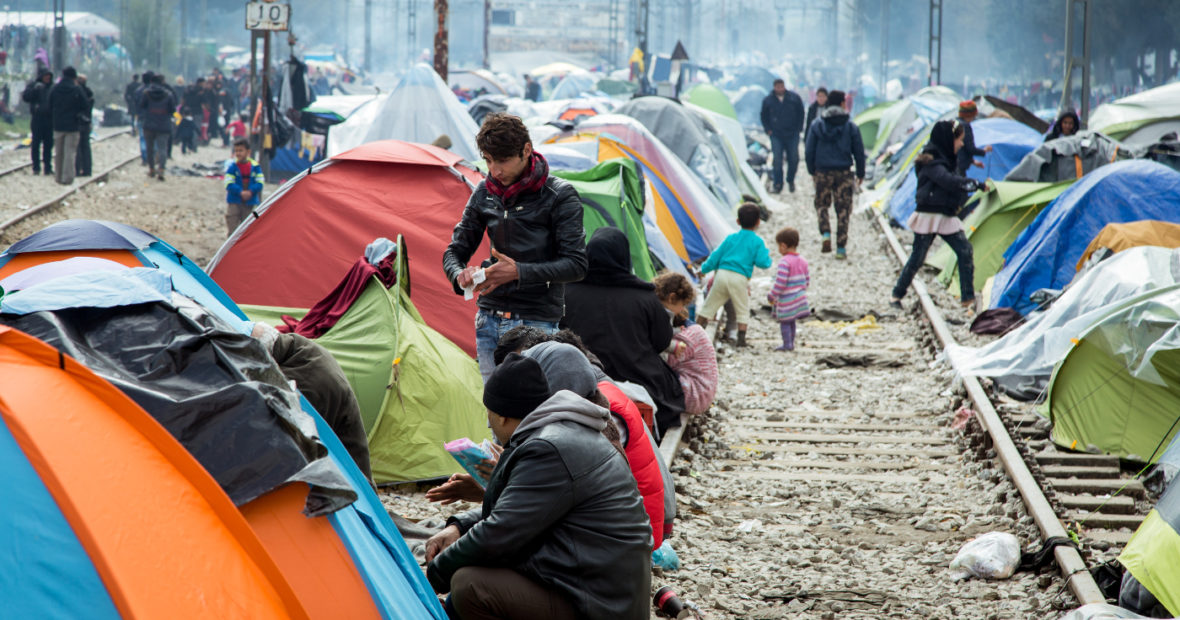 European 'migrant crisis': Avoiding another wave of refugees living in limbo