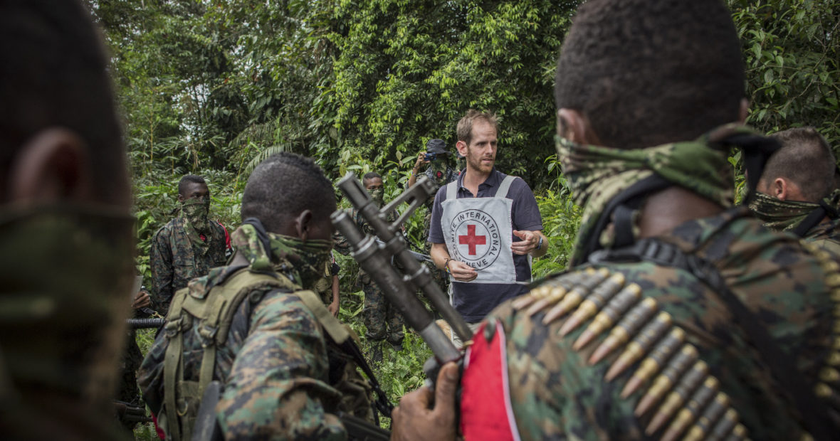 Drawing the line between armed groups under IHL