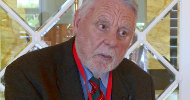 Through a victim's eyes: Interview with Terry Waite, humanitarian and former hostage