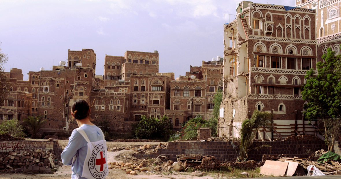 The New Urban Agenda recognizes the humanitarian impact of urban warfare