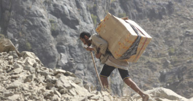 Humanitarianism at breaking point? New roles for local and international actors