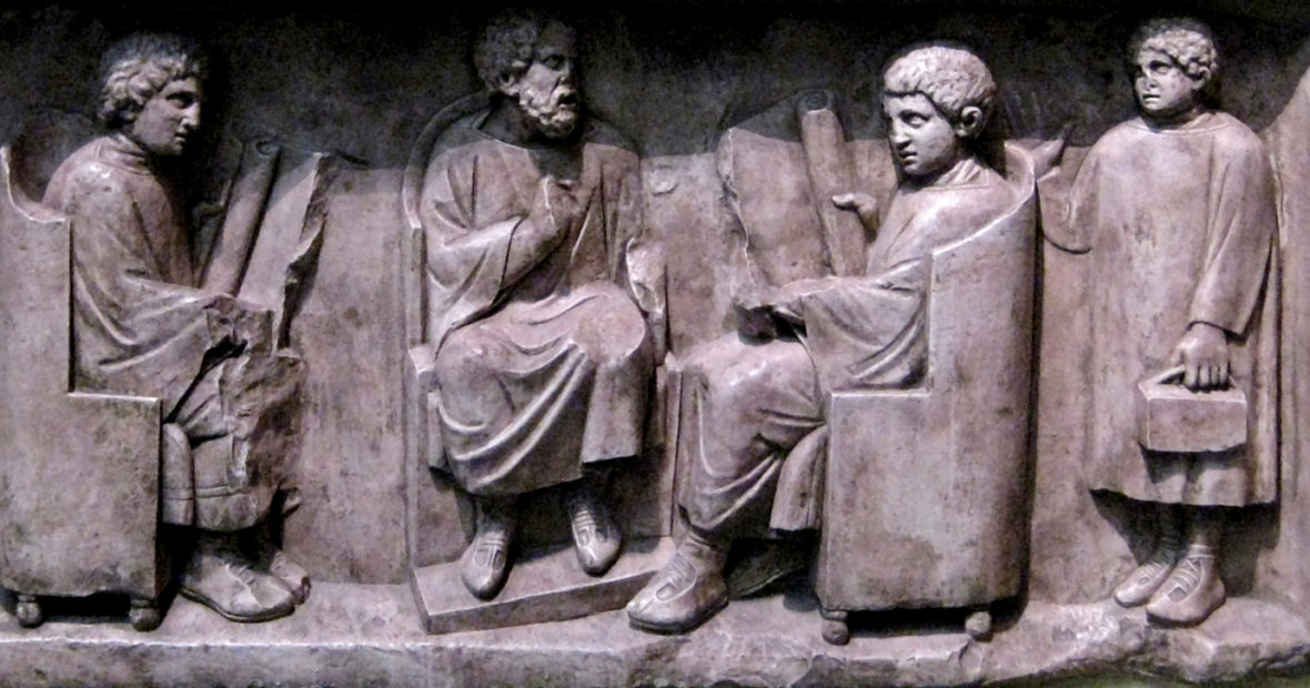 Protecting schools from military use: From Ancient Rome to today