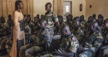 How humanitarians safeguard the law of armed conflict