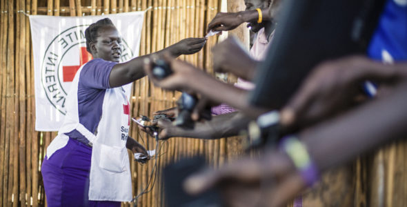 The digital transformation of the humanitarian sector