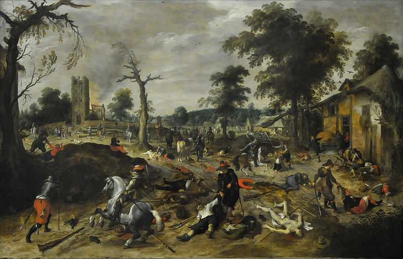 The Thirty Years' War: The first modern war?