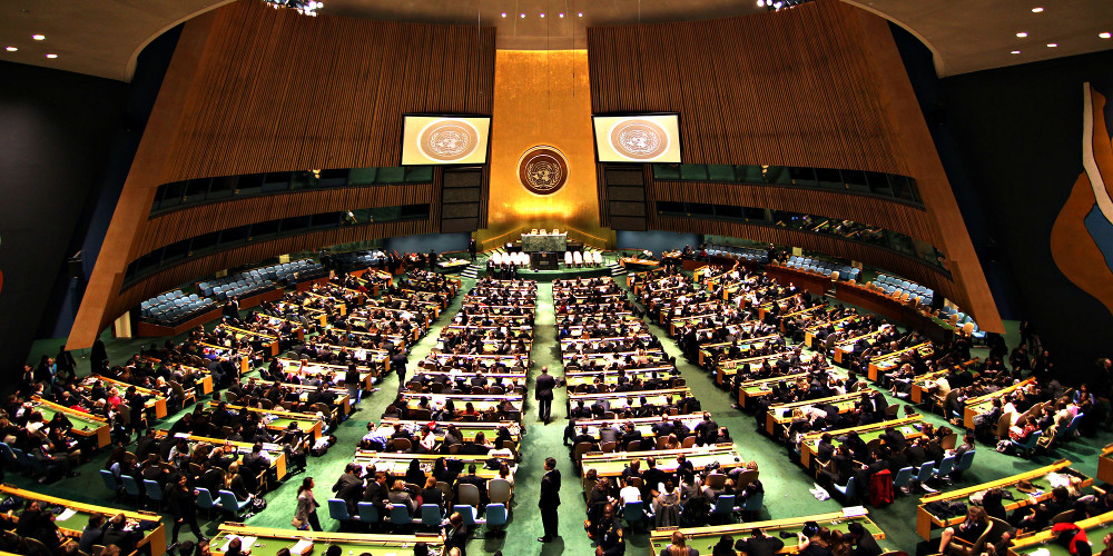 A global ban on nuclear weapons: Are we there yet?