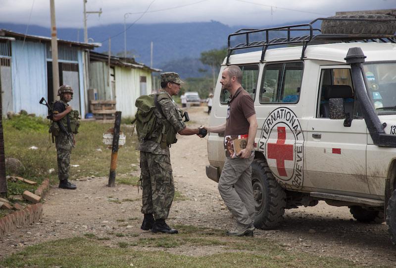 Challenges & dilemmas in frontline negotiations: Interview with Claude Bruderlein