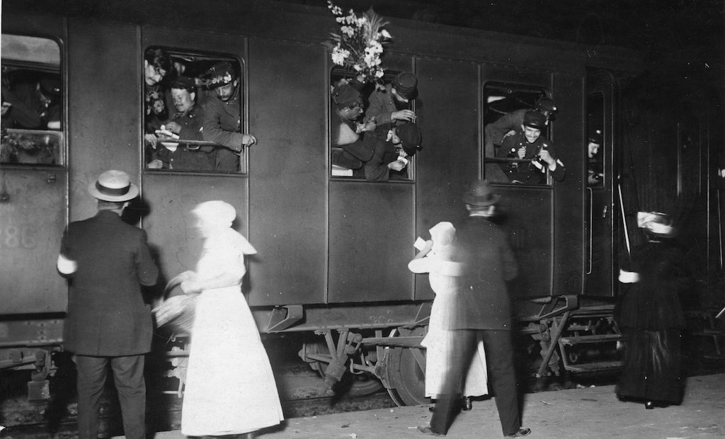 The 1918 Bern Agreements: repatriating prisoners in a total war