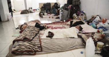 IHL & the protection of migrants caught in armed conflict