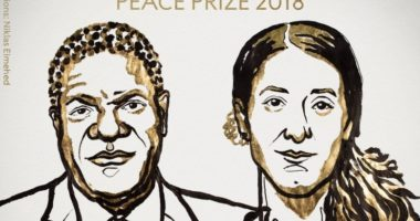 Shining a spotlight on sexual violence in war: The 2018 Nobel Peace Prize