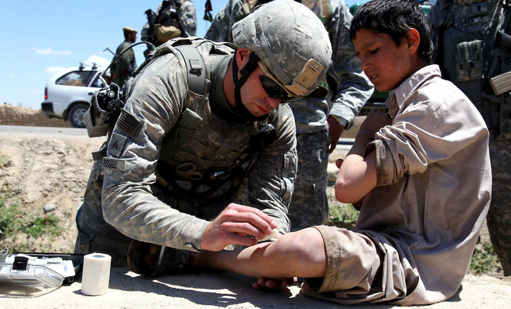 Joint Blog Series: Medical care in armed conflict PART I