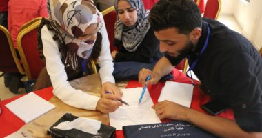 Teaching international humanitarian law in the Gaza Strip: A success story amid complexities