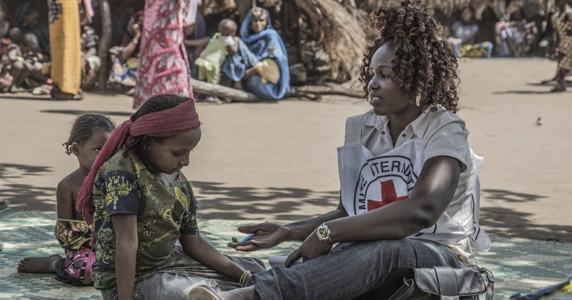 Trust Me – I'm a Humanitarian