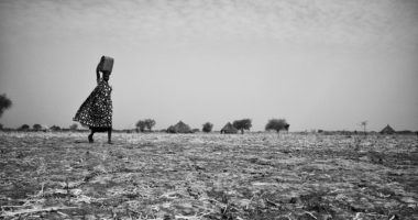 When rain turns to dust: climate change, conflict and humanitarian action