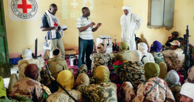 Influencing behaviour in armed conflict – what is the point?