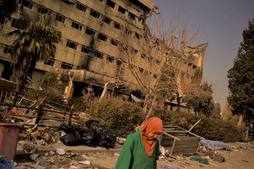 COVID-19 response in conflict zones hinges on respect for international humanitarian law