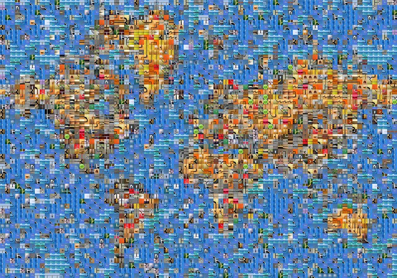 The mosaic effect: the revelation risks of combining humanitarian and social protection data