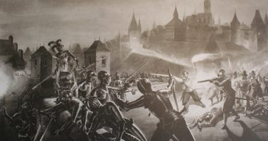 War and the city: a history