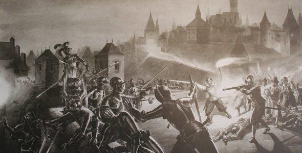 Histoires des villes en guerre