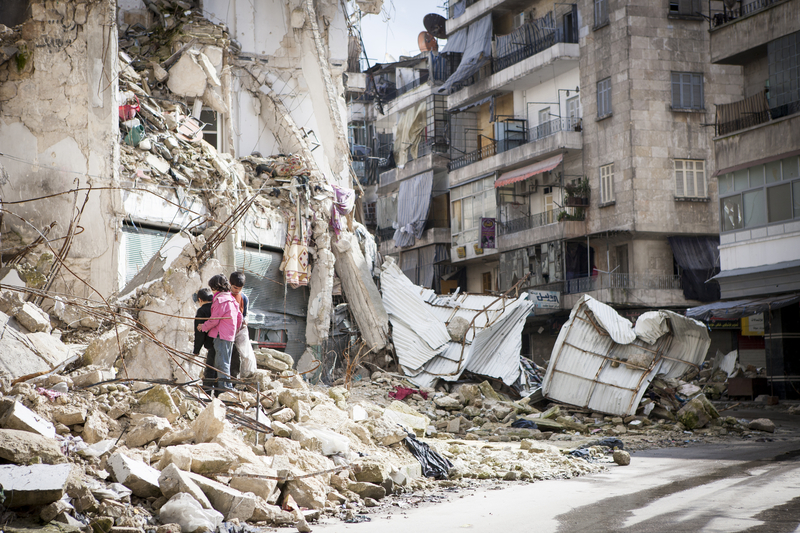 Urban warfare: an age-old problem in need of new solutions
