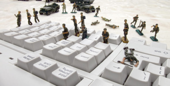 Avoiding civilian harm during military cyber operations