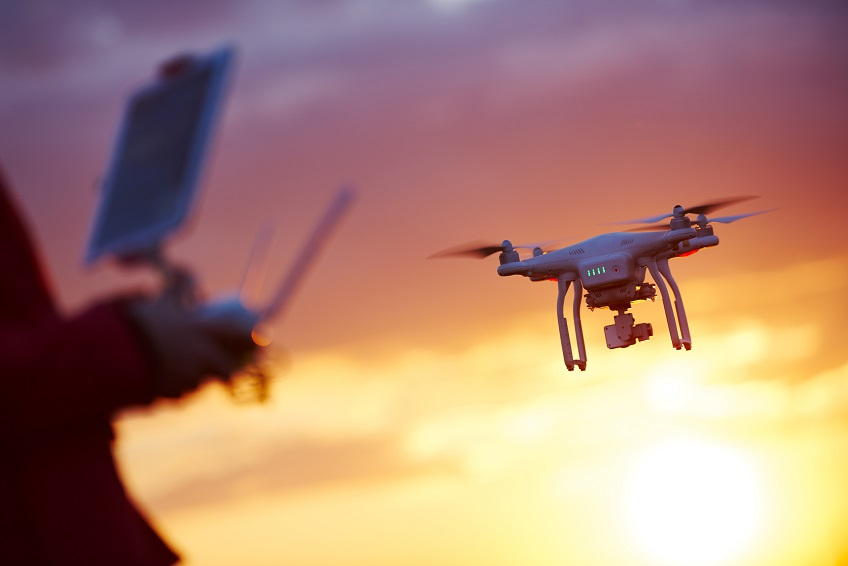 Drones and distrust in humanitarian aid